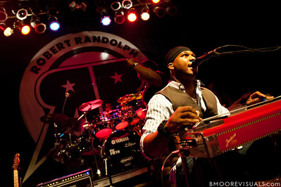 "Robert Randolph of Robert Randolph & The Family Band performs on February 10, 2011 in support of ""We Walk This Road"" at State Theatre in St. Petersburg, Florida"