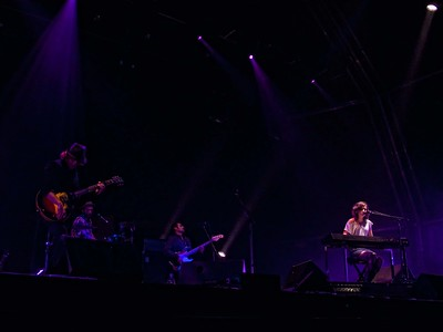 Missy Higgins and Band