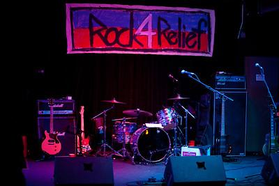 Rock 4 Relief Haiti Benefit -Showbox Sodo 01-28-2010