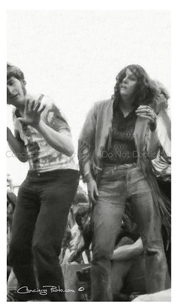Dancing Days... to the music of Led Zeppelin at The Bath Festival of Blues and Progressive Music June 1970.