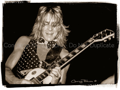 "Randall William ""Randy"" Rhoads #1"