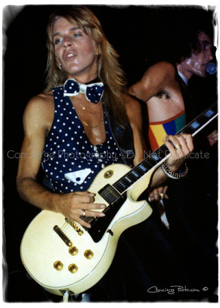 "Randall William ""Randy"" Rhoads #3"