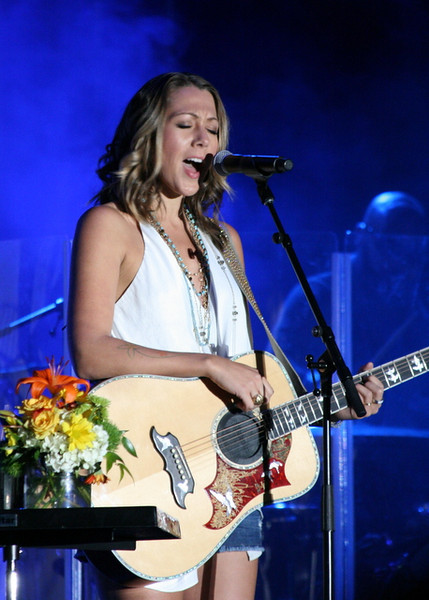 COLBIE CAILLAT at Provident Bank Park