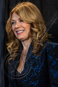 LOS ANGELES, CA - DECEMBER 11:  Musician Nancy Wilson of Heart attends the Rock & Roll Hall of Fame 2013 Inductee Press Conference at Nokia Theatre L.A. Live on December 11, 2012 in Los Angeles, California.  (Photo by Chelsea Lauren/WireImage)