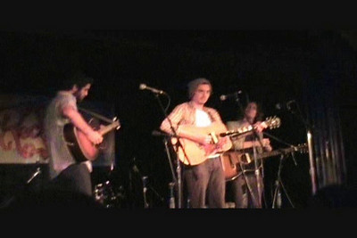 "VIDEO - Augustana performing ""Boston"" without it's full band."