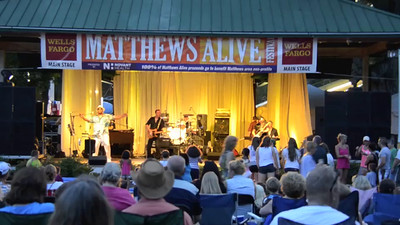 VIDEO:  Bruce in the USA 1 - 2014 Matthews Alive! Festival