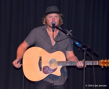 Casey Clark @ 2014 Matthews Alive! Festival