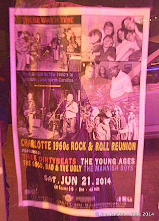Charlotte 1960s Rock & Roll Reunion - 2nd annual