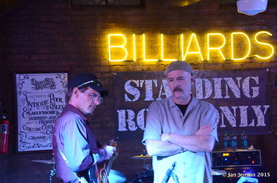 Dilworth Billiards Feb. 12, 2015 Jam