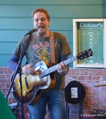 J Walker Acoustic @ Beantown 1-31-15