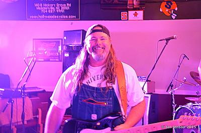 Jeff Gates at Pineville Tavern  2-14-15