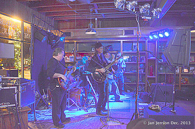 Junque Gallery at Southsiders in Waxhaw, NC  12-7-13