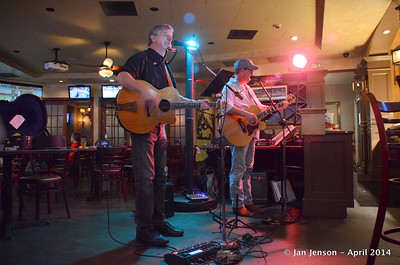 Steve Guidus & Kelly Mullen @ Beantown in Matthews, NC  April 3, 2014