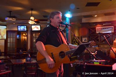 Steve Guidus @ Beantown in Matthews, NC  April 3, 2014