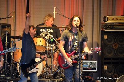 Little Texas at the 2014 Matthews Alive! Festival