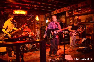 The Sardines @ Smokey Joes  8-14-15