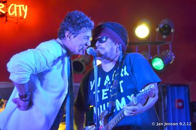 Larry Uzzell & Tommy Redd
