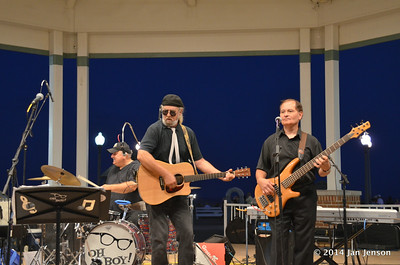 Oh Boy!  Buddy Holly Tribute Band at Rehoboth Beach Grandstand August 10, 2014