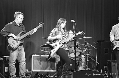 Pam Taylor Band @ The Saloon in the NC Music Factory in Charlotte, NC  - October 14, 2013