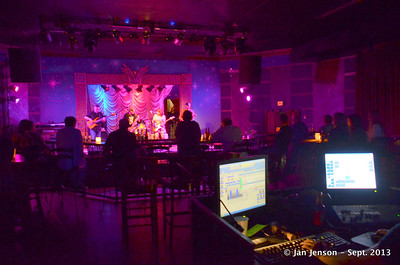 Pam Taylor Band @ Visulite Theater in Charlotte, NC 9-14-13