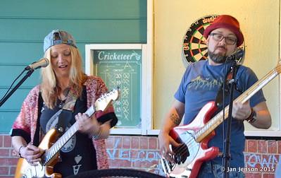 Pam Taylor & Robert Johnson - Stolen Hearts @ Beantown, Matthews, NC  3-28-15