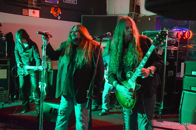 Swamp da Wamp at Pineville Tavern  2-14-15