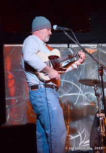 Dale Meyer with Wink Keziah & Deluxe Motel at Jack Beagle's in NoDa, Charlotte, NC - 12-13-13