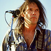 Neil Young, Santa Cruz Fairgrounds, August, 1977