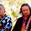 Robyn Hitchcock and Peter Buck, GG Park, San Francisco, October 2009