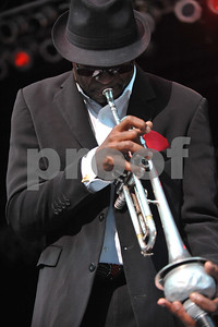 Musician,    performing at Funkfest 2001 at the Greek Theatre, Los Angeles, California, USA.  Morris Day and the Time, Sugarfoot's Ohio Players, The Mary Jane Girls,  One Way with Al Hudson, and the Dazz Band, had the crowd on dancing for the entire show.    Credit Image:  cr scott mitchell  copyright  2011    august 6   scottmitchellphotography.com