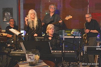 Toni, Debbie & Donna - Eaglespeak - Charlotte, NC  1-8-16