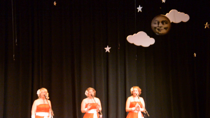 VIDEO:  The Uptown Angels @ Superstition Sunrise RV Resort