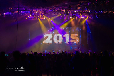 Decadence New Years Eve 2014, Denver, Colorado