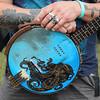Loren's banjo.
