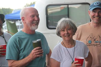 Scott and Susan and Rick