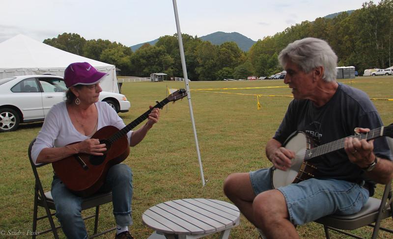 Hank and Eileen