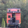 caboose -- spruced up!