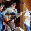 "Zach Bevill, center, sings with the Farewell Drifters on Saturday at RockyGrass in Lyons.<br /> For more photos and a video of RockyGrass, go to  <a href=""http://www.dailycamera.com"">http://www.dailycamera.com</a>.<br />  Cliff Grassmick / July 24, 2010"