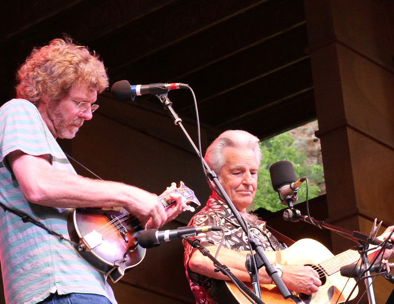 Sam Bush & Del McCoury