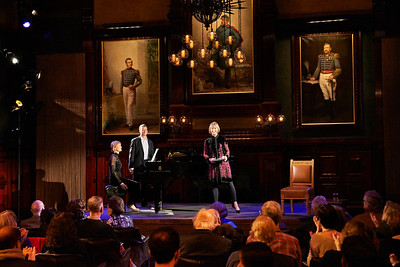 Roderick Williams recital at the Park Avenue Armory