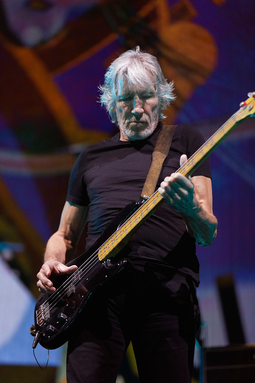 . Roger Waters  live at The Palace on 8-2-2017. Photo credit: Ken Settle