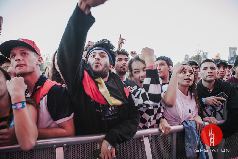 Rolling Loud Bay Area - Day 2, Oct 22, 2017 at Shoreline Amphitheatre