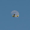 Cropped image of previous plane and moon  photo. 6.27.15