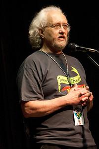 Ray Massucco, festival organizer.