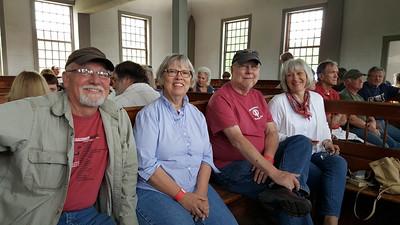 Steve, Gail, Rick, and Jan.