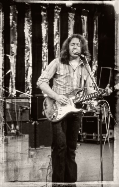 Rory Gallagher 1979