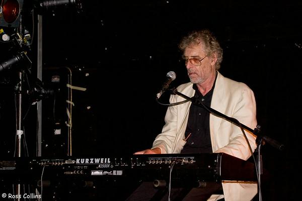 Roy Phillips at Bar Bodega 2006