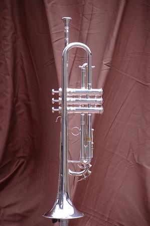 Roy Stevens' Trumpet