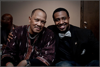 Roy Ayers and Marcel from Jazze'