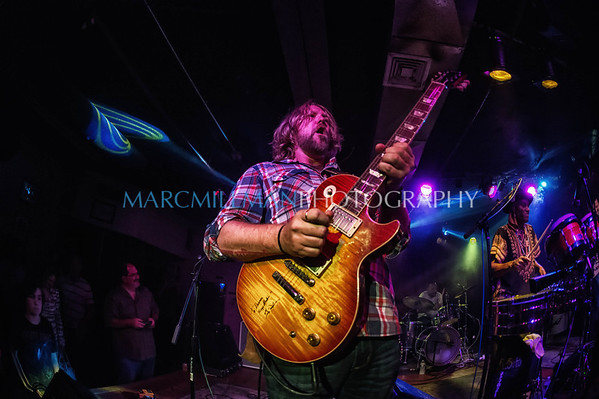 Royal Southern Brotherhood @ Sullivan Hall (Fri 9/14/12)